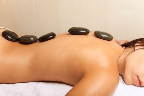 60 min. hotstone massage