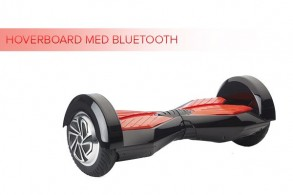 Hoverboard med Bluetooth