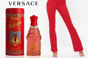Versace Red Jeans Women EDT