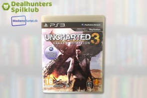 Uncharted 3 (Gratis for medlemmer)