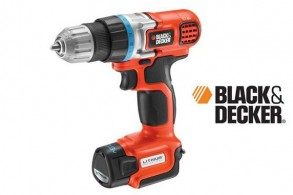 Black & Decker boremaskine