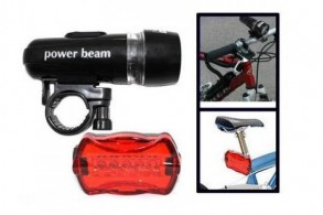 Powerbeam cykellygter