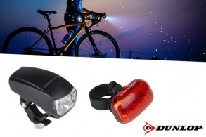 Dunlop LED-cykellygter