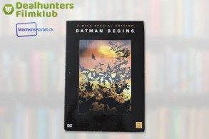 Batman Begins - S.E. (Gratis for medlemmer)
