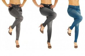 Slimming Leggings (3 stk.)