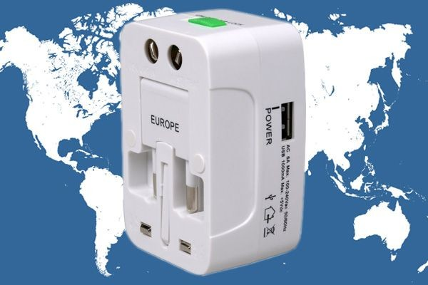 Universal Rejse Adapter