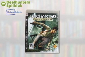 Uncharted: Drake's Fortune (Gratis for medlemmer)