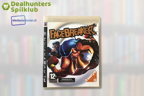 FaceBreaker (Gratis for medlemmer)