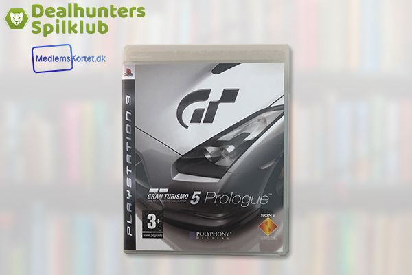 GT 5: Prologue (Gratis for medlemmer)