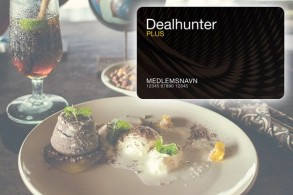 Dealhunter medlemskort (Gratis for medlemmer)