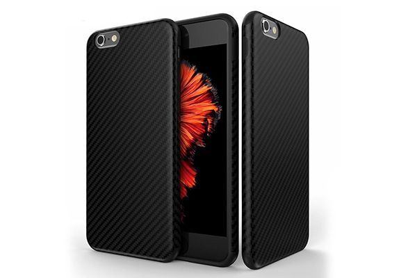 Fedt iPhone carbon cover