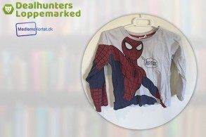 Spider-Man Bluse (Gratis for medlemmer)