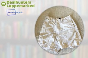 Beige Dameshorts (Gratis for medlemmer)
