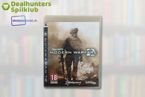 COD: Modern Warfare 2 (Gratis for medlemmer)