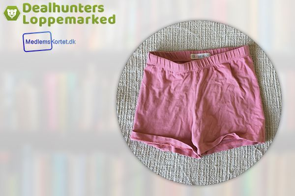 Tex Basic Girl Shorts (Gratis for medlemmer)