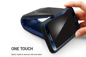 One Touch mobilholder