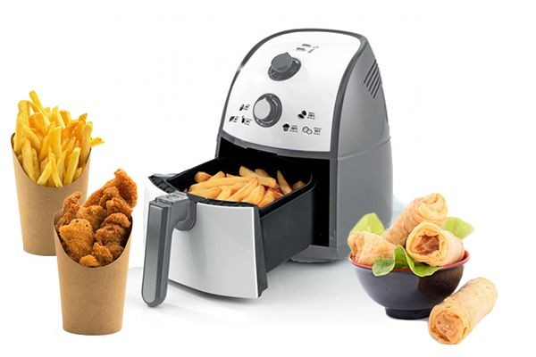 Air Fryer til fedtfattig mad