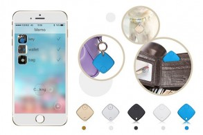 Smart Bluetooth Tracker