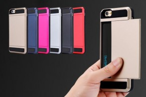 Smart 2-i-1 iPhone cover