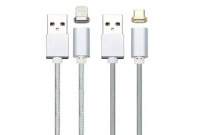 Smart magnetisk USB-kabel