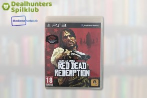 Red Dead Redemption (Gratis for medlemmer)