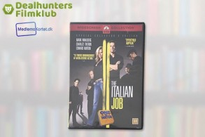 The Italian Job  (Gratis for medlemmer)