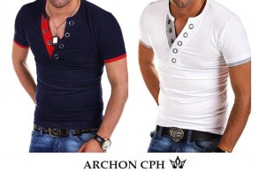 Fede Archon herre t-shirts