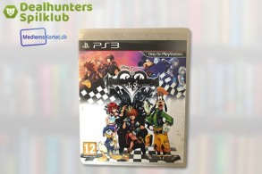 Kingdom Hearts ReMIX (Gratis for medlemmer)