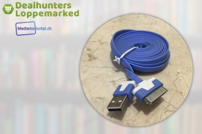 30-pin USB-kabel (Gratis for medlemmer)
