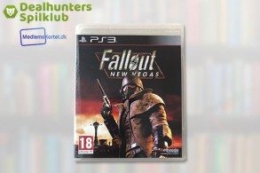 Fallout: New Vegas (Gratis for medlemmer)