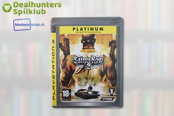 Saints Row 2 (Gratis for medlemmer)