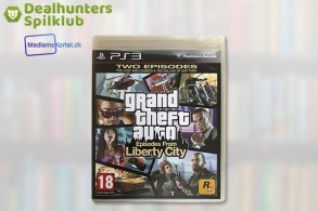 Grand Theft Auto (Gratis for medlemmer)