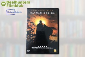 Batman Begins (Gratis for medlemmer)