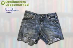 Denim Dameshorts