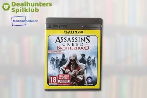 AC: Brotherhood (Gratis for medlemmer)