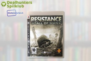 Resistance: Fall of Man (Gratis for medlemmer)