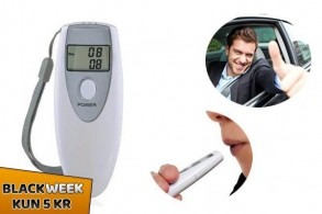 Mini Alkometer (Black Week)