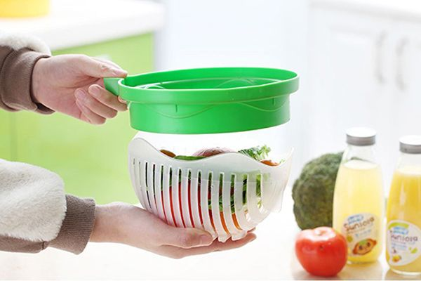 Smart 60 second Salad Maker
