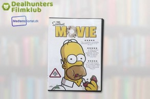 The Simpsons Movie (Gratis for medlemmer)