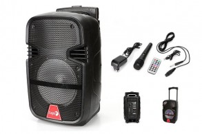 Fed transportabel Soundbox