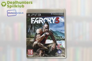 Far Cry 3 (Gratis for medlemmer)