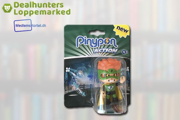 Pinypon Action Figurer
