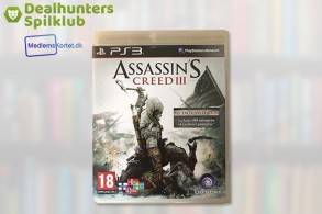 Assassin's Creed III (Gratis for medlemmer)
