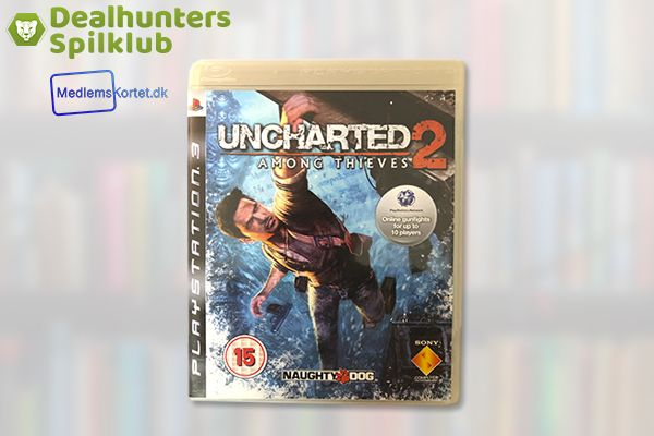 Uncharted 2 (Gratis for medlemmer)