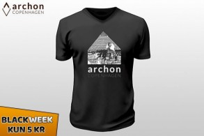Archon T-shirt (Black Week)